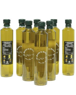 Botella Pet 500 ml AOVE (24 Botellas)